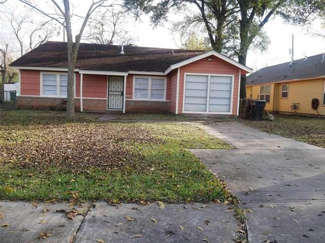 5018 Idaho Street, Houston, TX 77021 (MLS #85374509) :: The Parodi Team at Realty Associates