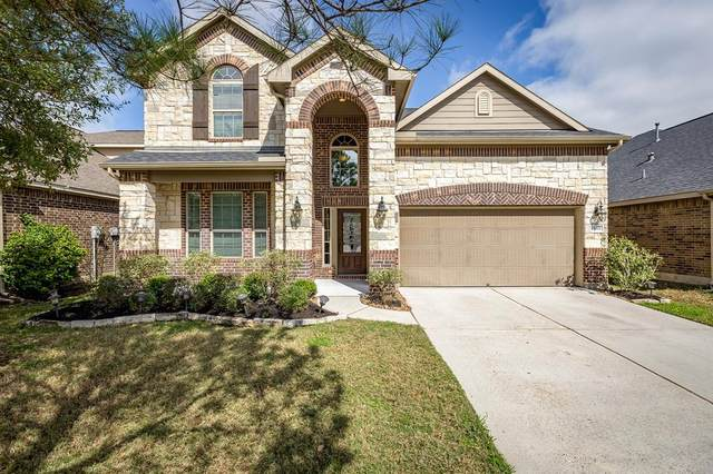 13111 Maywater Crest Court, Humble, TX 77346 (MLS #85374587) :: Ellison Real Estate Team