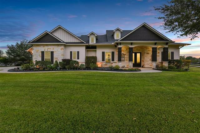 4639 Silhouette Drive, Katy, TX 77493 (MLS #85385399) :: The Freund Group
