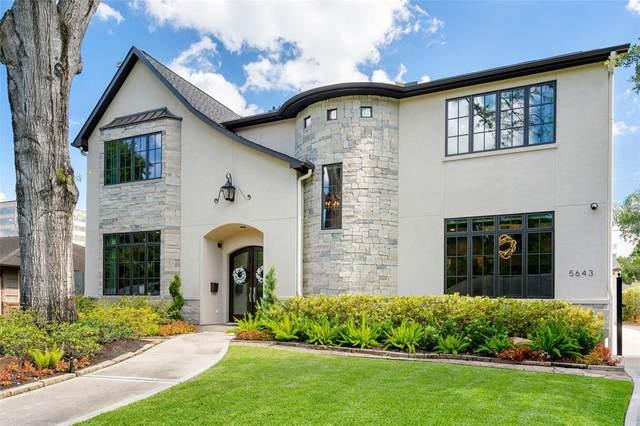 5643 Ella Lee Lane, Houston, TX 77056 (MLS #85418105) :: Bay Area Elite Properties