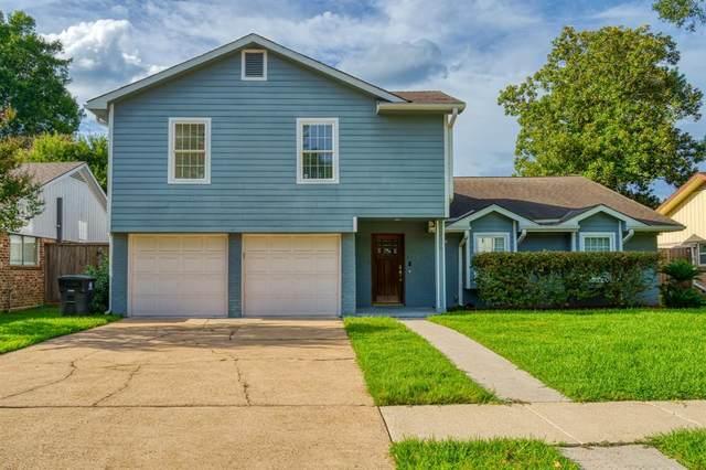 12906 Westhorpe Drive, Houston, TX 77077 (MLS #85429722) :: Caskey Realty