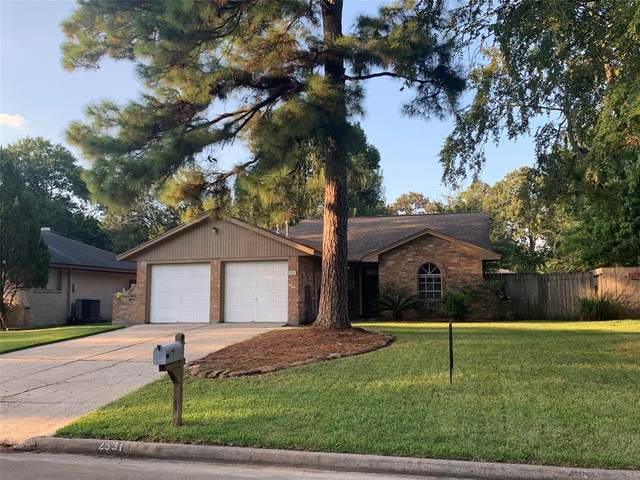 2531 Foliage Green Drive, Houston, TX 77339 (MLS #8543089) :: The Bly Team