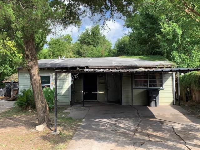 7346 Calais Road, Houston, TX 77033 (MLS #85431064) :: Texas Home Shop Realty