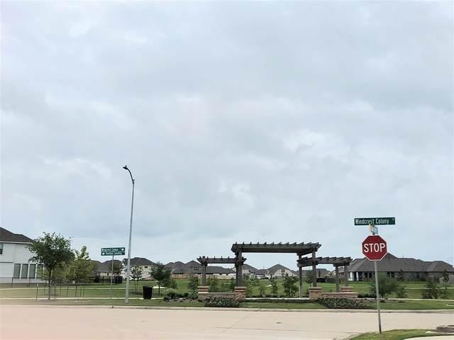 20106 Gable Crest, Richmond, TX 77407 (MLS #85434092) :: The Parodi Team at Realty Associates