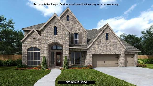 4823 Wilkinson Lane, Iowa Colony, TX 77583 (MLS #85436112) :: The SOLD by George Team