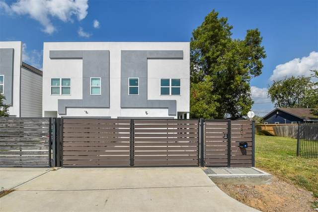 207 E 43rd Street, Houston, TX 77018 (MLS #85444087) :: The Andrea Curran Team powered by Compass