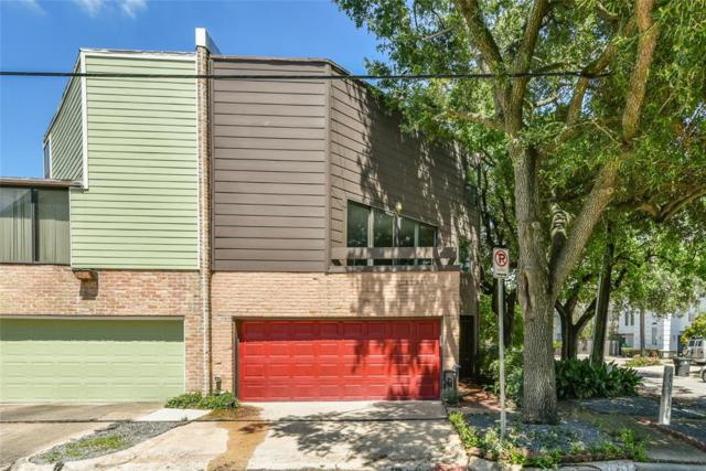 3519 Graustark Street #9, Houston, TX 77006 (MLS #85447231) :: The Sold By Valdez Team