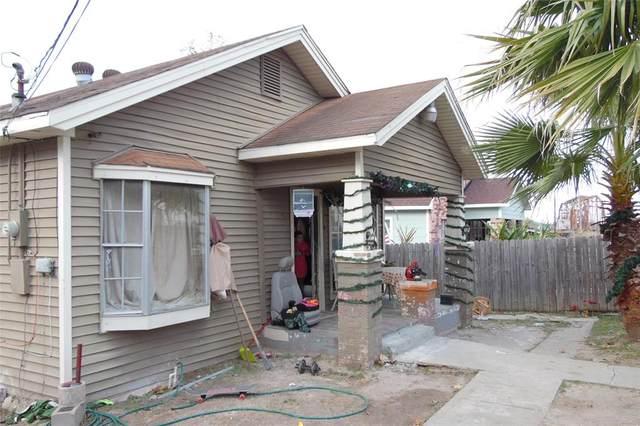 1605 W Hedrick Street, Houston, TX 77011 (MLS #8544850) :: Michele Harmon Team