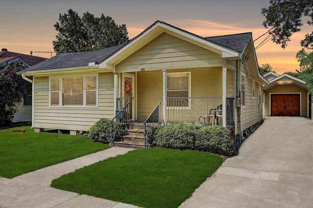 911 W Gardner Street, Houston, TX 77009 (MLS #85449365) :: Giorgi Real Estate Group