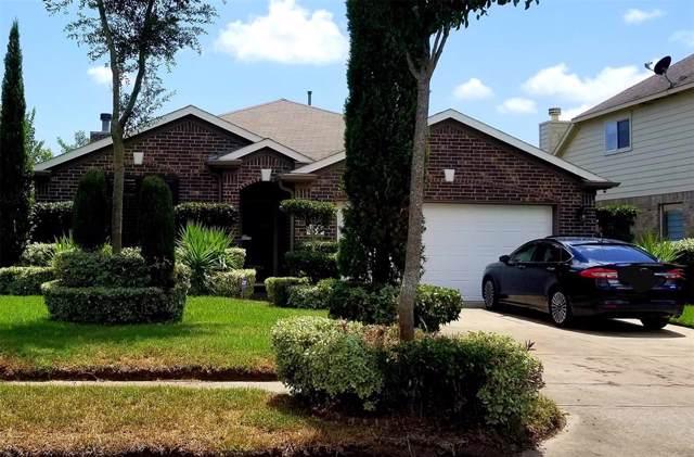 8009 Silver Oak Drive, Texas City, TX 77591 (MLS #85449483) :: The Jill Smith Team