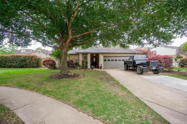 22011 N Fork Drive, Katy, TX 77450 (MLS #85457869) :: The Sansone Group