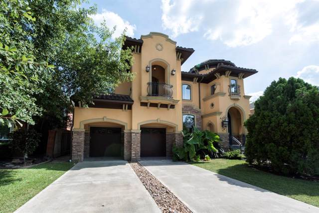 4815 Locust Street, Bellaire, TX 77401 (MLS #85465206) :: The Parodi Team at Realty Associates