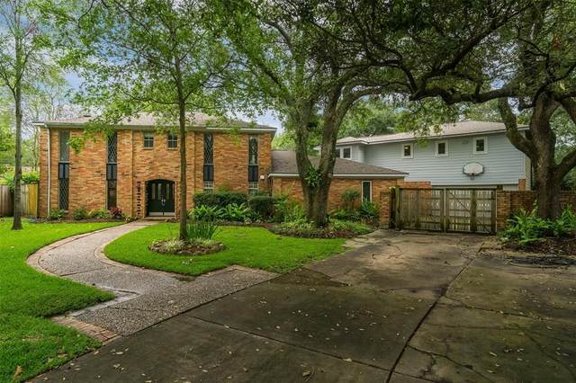 4110 Highknoll Lane, Seabrook, TX 77586 (MLS #85465698) :: The SOLD by George Team