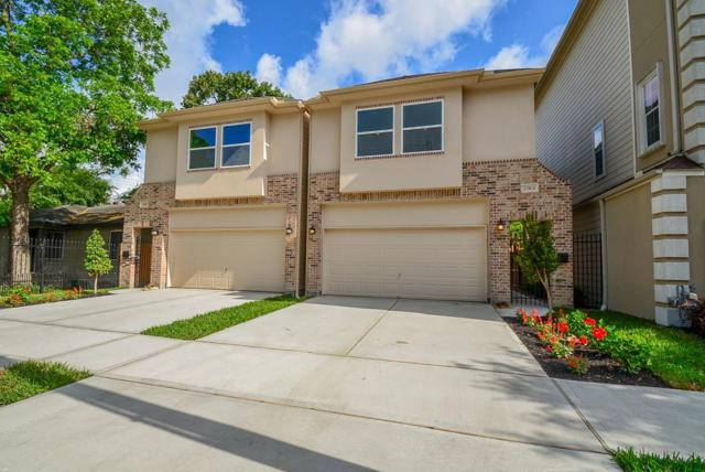 5807 A Kansas, Houston, TX 77007 (MLS #85469215) :: The Heyl Group at Keller Williams