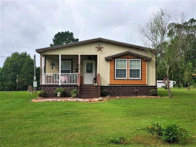 660 County Road 4260, Woodville, TX 75979 (MLS #85474934) :: The SOLD by George Team