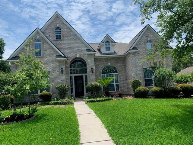 6527 Glenhill Drive, Spring, TX 77389 (MLS #85476710) :: The Bly Team
