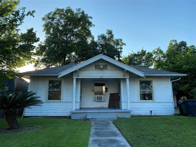 108 Goldenrod Street, Houston, TX 77009 (MLS #85491524) :: Green Residential