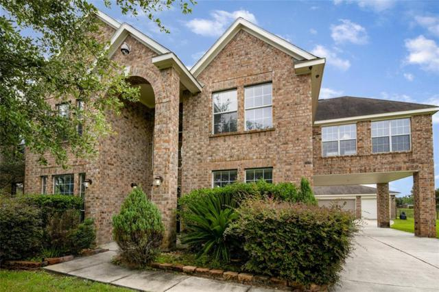 11303 N Country Club Green Drive, Tomball, TX 77375 (MLS #85500307) :: Fine Living Group