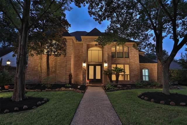 16002 Stewarts Grove Drive, Spring, TX 77379 (MLS #8551337) :: The Wendy Sherman Team