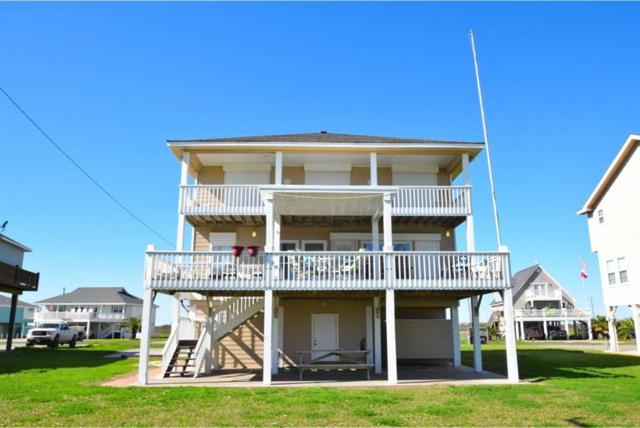 3212 Castle Drive, Crystal Beach, TX 77650 (MLS #85524220) :: Texas Home Shop Realty