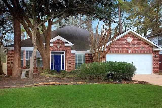 70 Terraglen Drive, The Woodlands, TX 77382 (MLS #85529842) :: Texas Home Shop Realty