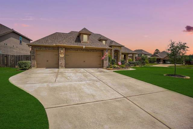 20802 Broadsword Drive, Tomball, TX 77375 (MLS #85536322) :: The Freund Group