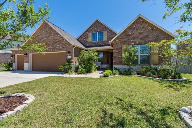9616 Live Creek Lane, Pearland, TX 77584 (MLS #85543075) :: Fanticular Real Estate, LLC