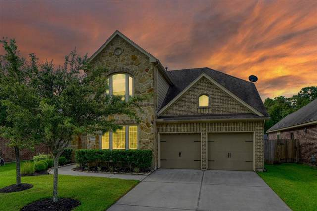 2874 Woodland Glen Lane, Conroe, TX 77385 (MLS #85558603) :: The Home Branch