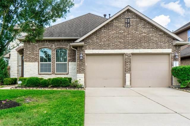 8142 Sedona Ridge Drive, Cypress, TX 77433 (MLS #85571273) :: Caskey Realty