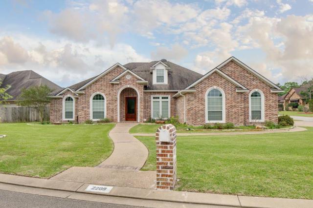 2209 Rockingham Lp, College Station, TX 77845 (MLS #85576390) :: Christy Buck Team