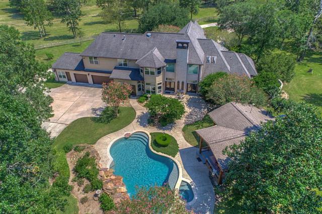 15252 Saddlewood Drive, Conroe, TX 77384 (MLS #85582504) :: The SOLD by George Team