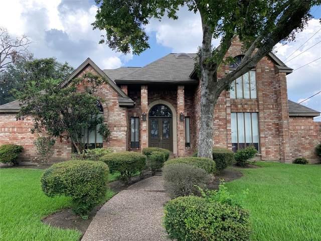 14718 Alderwick Drive, Sugar Land, TX 77498 (MLS #85586590) :: Texas Home Shop Realty
