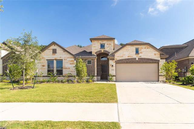 22313 Relaxing Drive, Porter, TX 77365 (MLS #85593305) :: The Home Branch