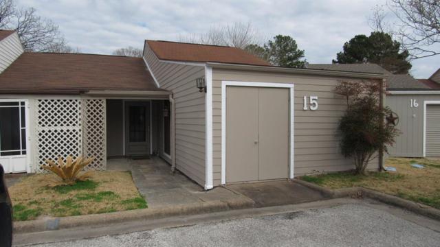 15 Townhouse Lane, Trinity, TX 75862 (MLS #85596712) :: Mari Realty