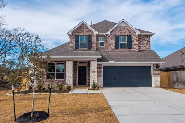 2610 Somerton Court, College Station, TX 77845 (MLS #85606238) :: The Heyl Group at Keller Williams