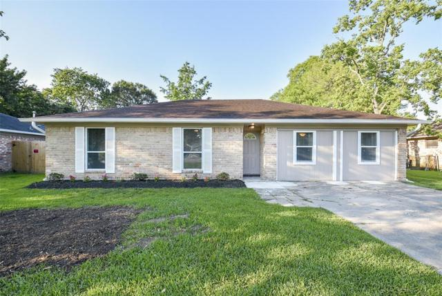 4618 28th Street, Dickinson, TX 77539 (MLS #85606256) :: JL Realty Team at Coldwell Banker, United