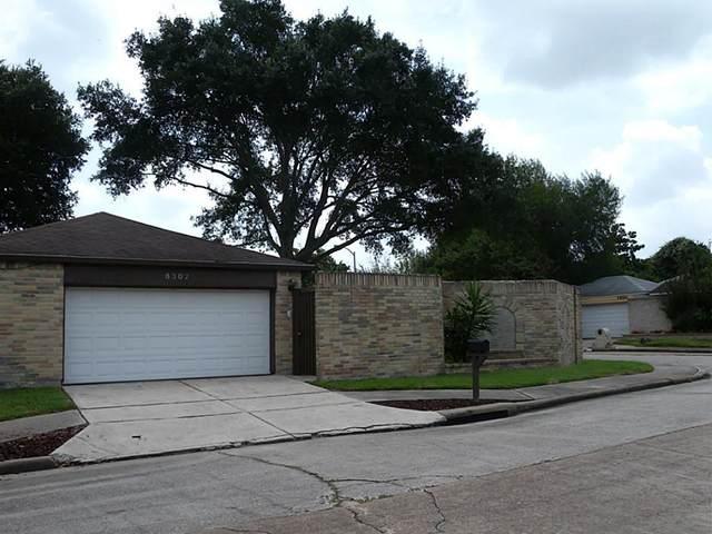 8302 Wind Veil Drive, Houston, TX 77040 (MLS #85607709) :: Guevara Backman