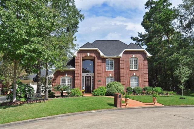 3506 Cedar Mills Drive, Kingwood, TX 77345 (MLS #85613415) :: Red Door Realty & Associates