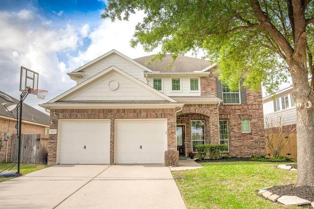 9422 Edgeloch Drive, Spring, TX 77379 (MLS #85622429) :: The Sansone Group