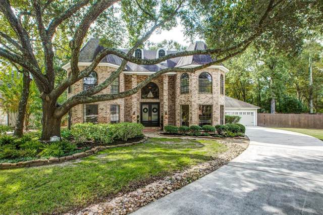 35 Wind Trace Court, The Woodlands, TX 77381 (MLS #85624034) :: The Bly Team