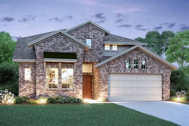 8434 Sunset Horizon Drive, Baytown, TX 77521 (MLS #85625404) :: The Home Branch