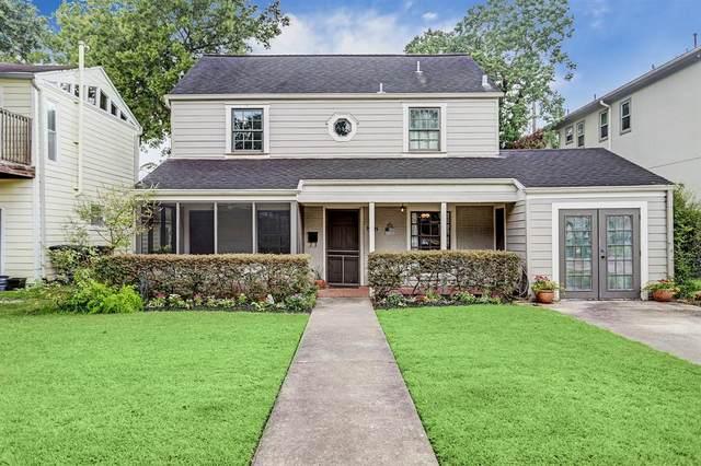 2327 Sheridan Street, Houston, TX 77030 (MLS #85627742) :: All Cities USA Realty