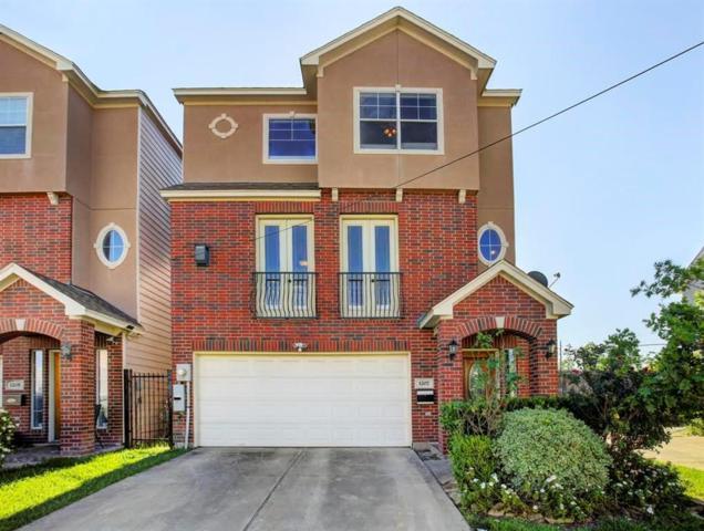 1207 Genesee Street, Houston, TX 77019 (MLS #85650493) :: Krueger Real Estate
