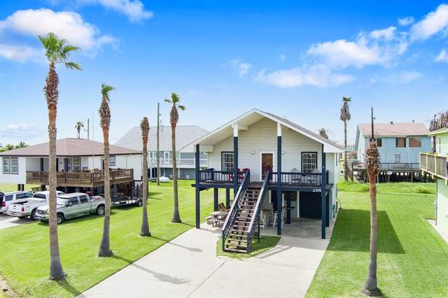 2375 Sand Castle Drive, Crystal Beach, TX 77650 (MLS #85651148) :: The SOLD by George Team