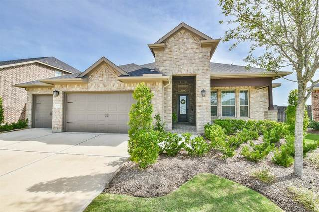 5639 Ivory Cove Lane, Fulshear, TX 77441 (MLS #8565658) :: The SOLD by George Team