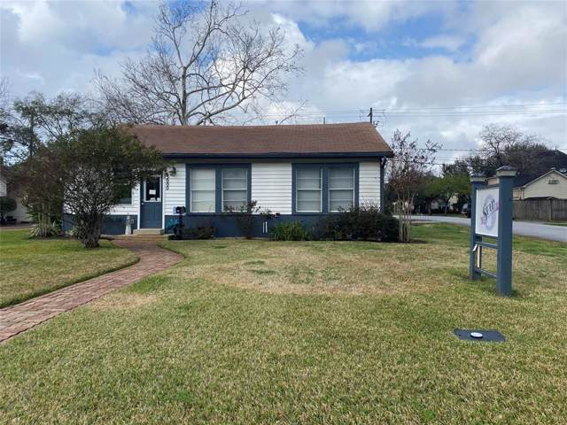 5000 Locust Street, Bellaire, TX 77401 (MLS #85674202) :: The SOLD by George Team