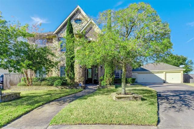 110 Windcrest Court, Jersey Village, TX 77064 (MLS #85678255) :: Connect Realty