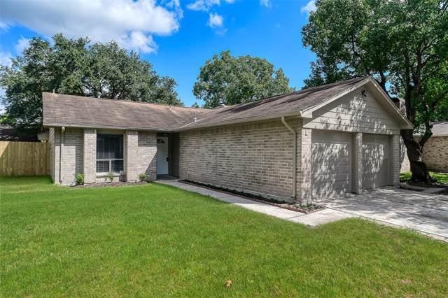 5419 Fawn Trail Lane, Humble, TX 77346 (MLS #85691954) :: The Jill Smith Team