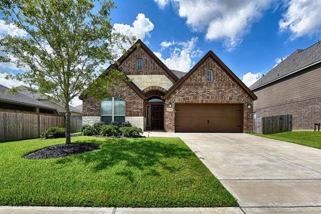 13502 Canyon Gale Lane, Pearland, TX 77584 (MLS #85696878) :: The SOLD by George Team