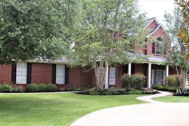 221 Virgie Community Road, Magnolia, TX 77354 (MLS #85697613) :: The Heyl Group at Keller Williams
